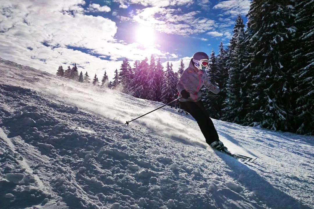 当阿里巴巴遇上奥运会,一场白雪变白银的魔法!